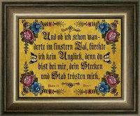 Biblische Sprüche Gold 10